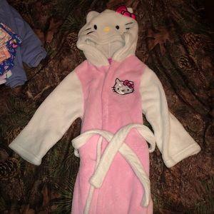 Other - Hello kitty robe